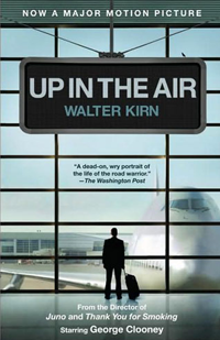 Up in the Air novel written by Walter Kirn
